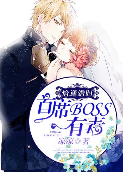 恰逢婚时:首席boss有毒